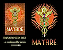 Mayfire - to make a Tshirt, the background had to be eliminated
