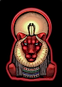 Sekhmet - to be used on Tshirt, mugs, magnets, etc